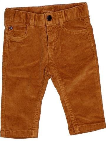 Pantalón niña JACADI marrón 6 meses invierno #1534855_1