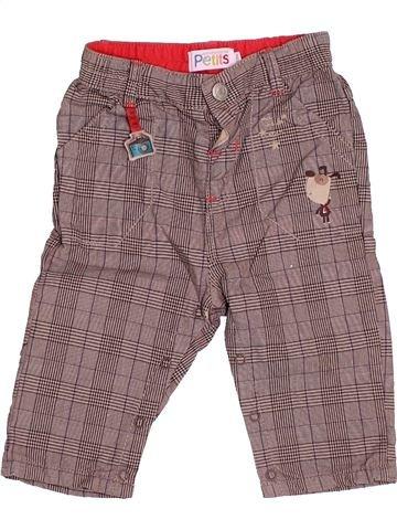 Pantalon garçon LA COMPAGNIE DES PETITS gris 12 mois hiver #1534975_1