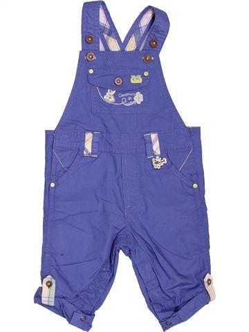 Mono niño SERGENT MAJOR violeta 9 meses verano #1535655_1