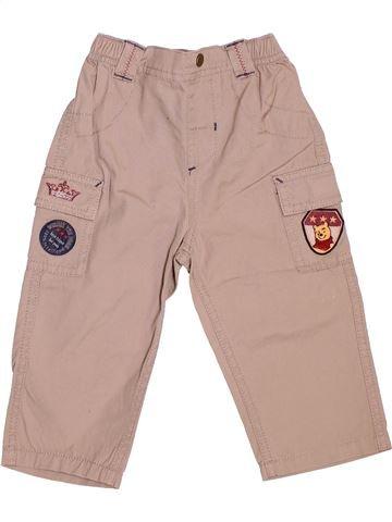 Pantalón niño DISNEY rosa 18 meses invierno #1536628_1