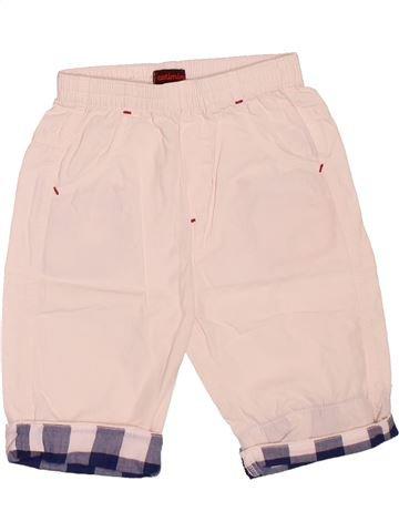 Pantalón niño CATIMINI blanco 6 meses verano #1536678_1