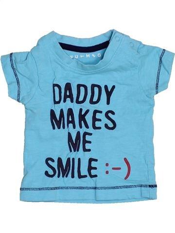 Camiseta de manga corta niño NUTMEG azul 1 mes verano #1537340_1