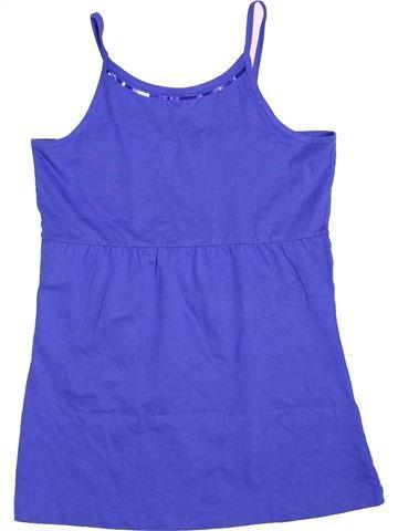 T-shirt sans manches fille C&A bleu 14 ans été #1537565_1
