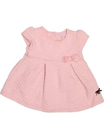 Vestido niña JASPER CONRAN rosa 6 meses invierno #1537704_1