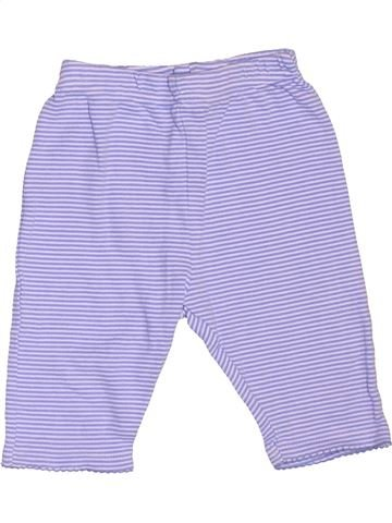 Pantalon fille JOHN LEWIS gris 18 mois été #1538083_1
