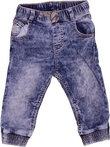 Pantalón niño F&F azul 12 meses verano #1538262_1