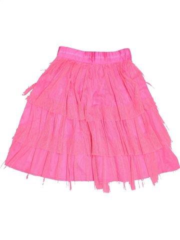 Falda niña VERTBAUDET rosa 12 años verano #1538318_1