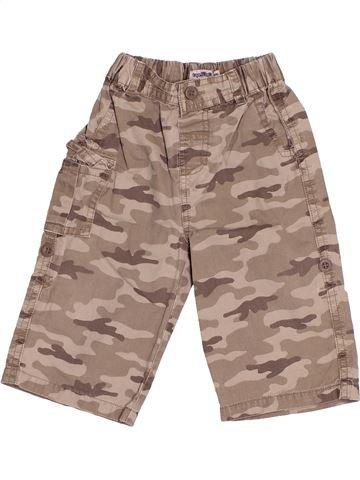 Pantalon garçon TAPE À L'OEIL rose 12 mois été #1538608_1