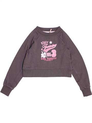 Sweat fille ORCHESTRA gris 5 ans hiver #1538772_1
