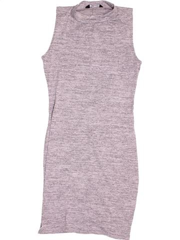 Robe fille NEW LOOK gris 13 ans hiver #1538956_1