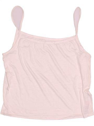 T-shirt sans manches fille NEW LOOK blanc 15 ans été #1538972_1