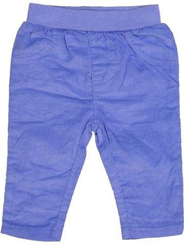 Pantalon garçon PEP&CO violet 6 mois hiver #1539761_1