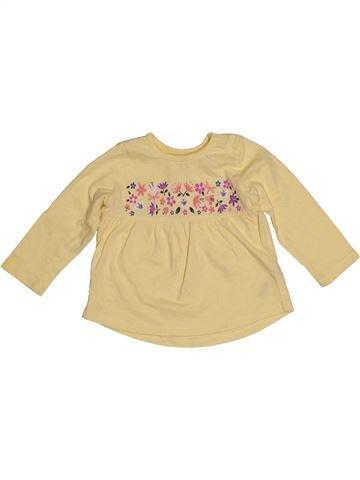 Camiseta de manga larga niña NUTMEG beige 12 meses invierno #1540246_1
