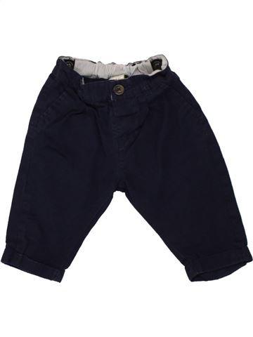 Pantalón niño MARKS & SPENCER negro 6 meses invierno #1540260_1