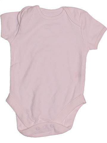 Camiseta de manga corta unisex PEP&CO rosa 6 meses verano #1540394_1