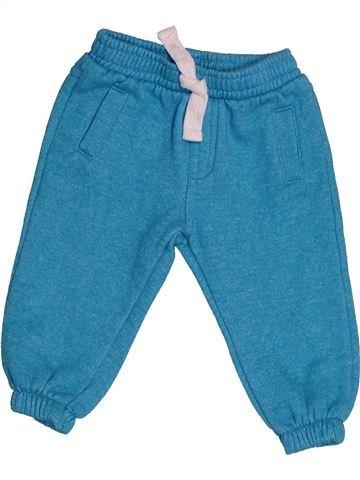 Pantalon fille F&F bleu 9 mois hiver #1540400_1