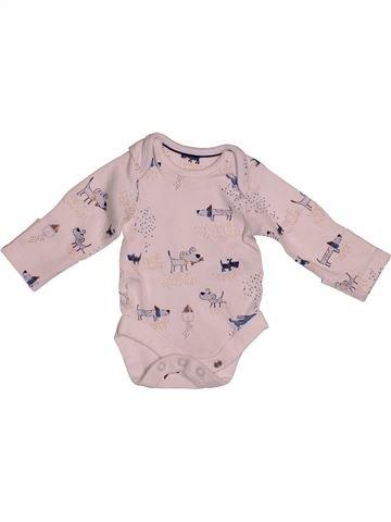 Camiseta de manga larga niño MARKS & SPENCER rosa 0 meses invierno #1540603_1