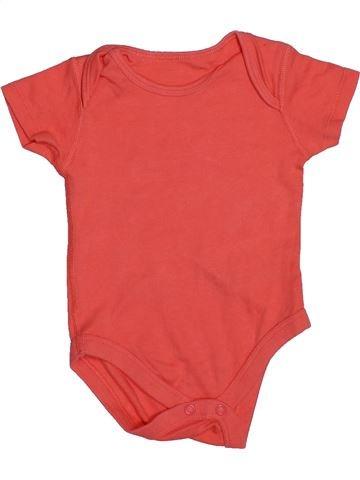 Camiseta de manga corta niña BHS rojo 6 meses verano #1540625_1