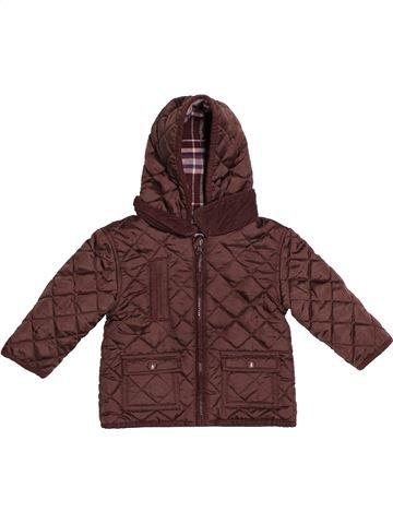 Manteau garçon MARKS & SPENCER marron 9 mois hiver #1540682_1