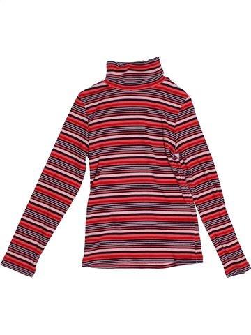 T-shirt col roulé fille NEXT marron 6 ans hiver #1540748_1