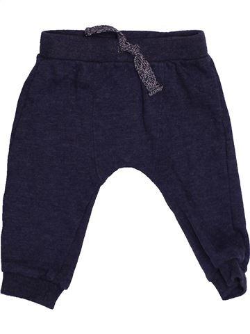 Pantalón niño F&F azul 9 meses invierno #1540790_1