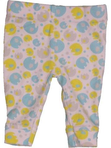 Legging niña SANS MARQUE gris 3 meses verano #1540893_1
