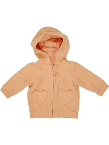 Sweat fille GEORGE beige 1 mois hiver #1541190_1