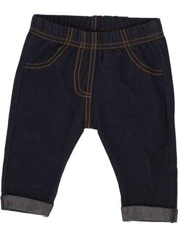Legging niña NUTMEG azul oscuro 3 meses invierno #1541202_1