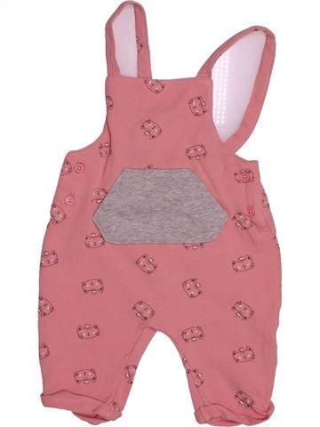 Mono niña MATALAN rosa 3 meses invierno #1541709_1