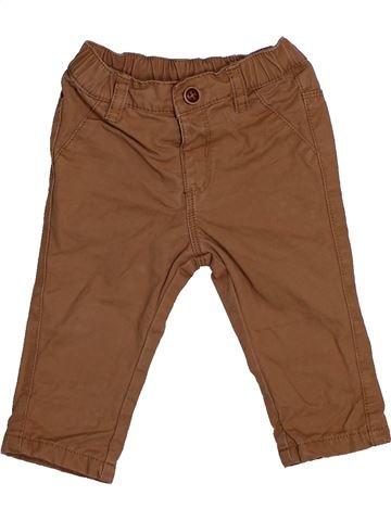 Pantalón niño MATALAN marrón 3 meses verano #1541997_1