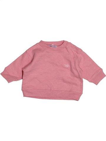 Sudadera niña JACADI rosa 3 meses invierno #1543183_1