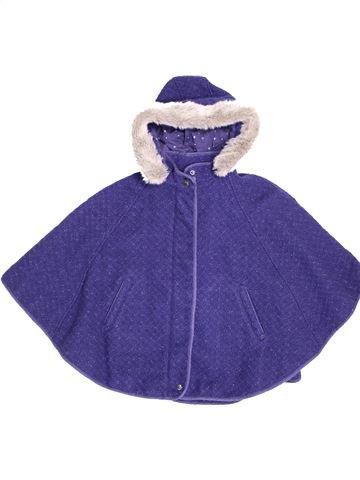 Manteau fille VERTBAUDET bleu 8 ans hiver #1543243_1