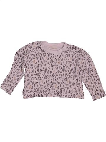 Sweat fille MANGO rose 5 ans hiver #1543445_1