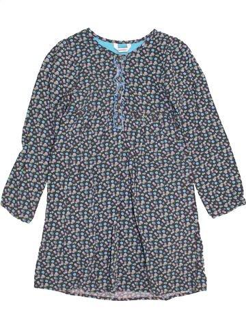 Vestido niña 3 POMMES azul 8 años invierno #1543953_1