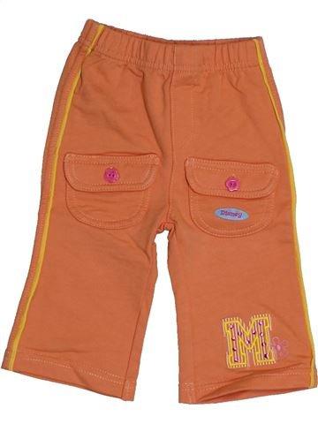 Pantalon fille DISNEY marron 6 mois été #1544003_1