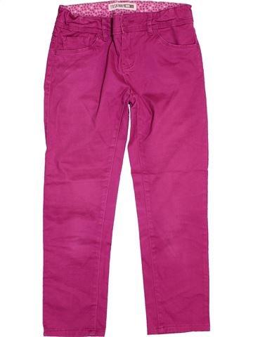 Pantalón niña OKAIDI rosa 14 años invierno #1544016_1