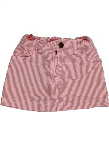 Falda niña LISA ROSE rosa 3 años verano #1544555_1
