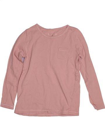 Camiseta de manga larga niña CFK rosa 5 años invierno #1544701_1