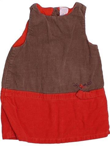 Robe fille CADET ROUSSELLE marron 18 mois hiver #1548675_1