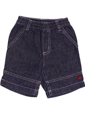 Short-Bermudas niño WEEK END A LA MER azul 12 meses verano #1548780_1