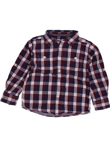 Camisa de manga larga niño CFK gris 3 años invierno #1550524_1