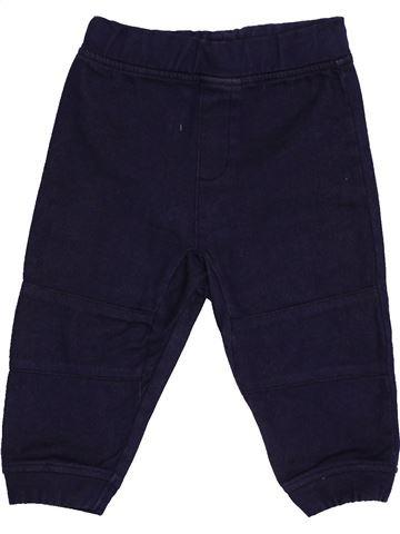 Pantalón niño MAMAS & PAPAS negro 12 meses invierno #1552652_1