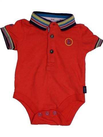 Polo de manga corta niño TED BAKER rojo 1 mes verano #1552669_1