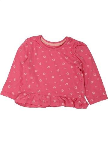 Camiseta de manga larga niña EARLY DAYS rosa 9 meses invierno #1555206_1