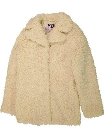 Veste fille YOUNG DIMENSION beige 13 ans hiver #1555625_1