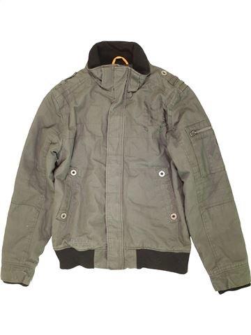Blouson garçon H&M marron 15 ans hiver #1556005_1