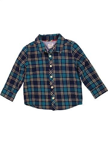 Camisa de manga larga niño MAMAS & PAPAS azul 3 años invierno #1556778_1