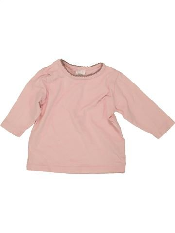 T-shirt manches longues fille NEXT BABY rose 3 mois hiver #1556879_1