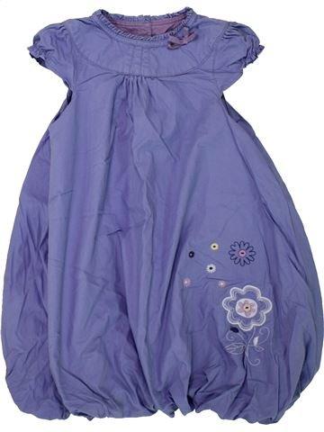 Robe fille CADET ROUSSELLE violet 5 ans été #1557611_1