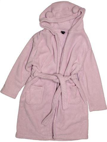 Robe de chambre fille KIABI rose 8 ans hiver #1557854_1